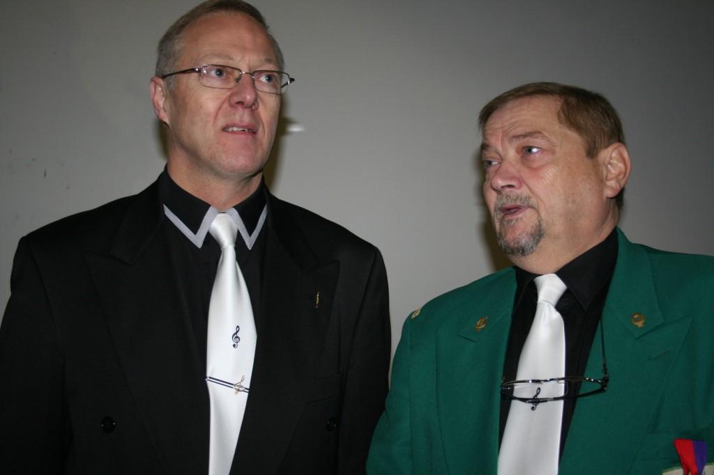 Directeur et président actuels